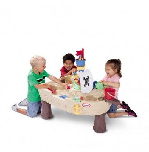 Pirate Ship Anchors Away Water Play By Little Tikes